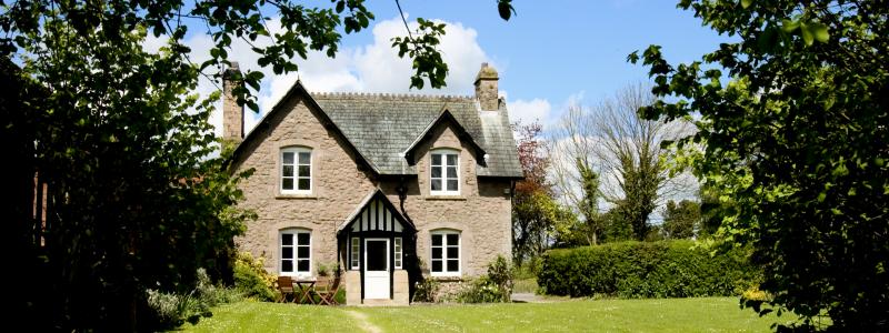 Gardeners cottage,White Heron Properties,Herefordshire