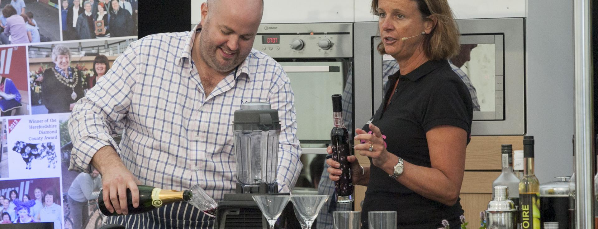 Flavours of Herefordshire food festival