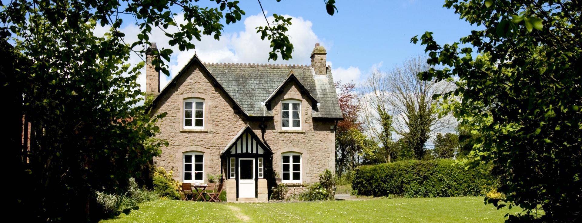 Gardeners cottage,White Heron Properties,Herefordshire
