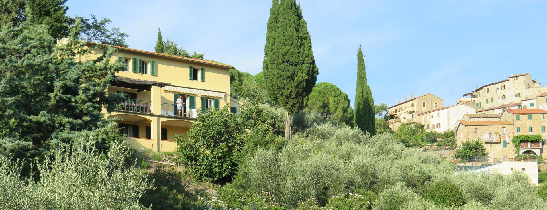 Location , Cancello Rosso, Tuscany, Italy