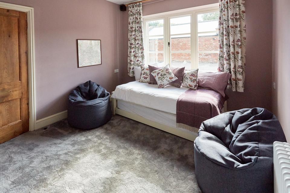TV room/3rd bedroom